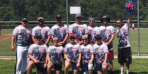26th Annual Red Rock & Blue Slowpitch Softball Tournament
