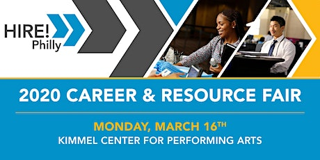 Hire! Philly 2020 Career + Resource Fair tickets