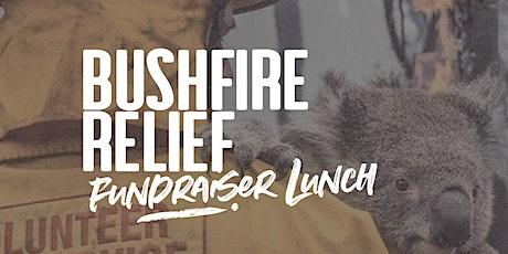 Bushfire Fundraiser tickets