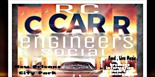 RC Racing Team engineers Social