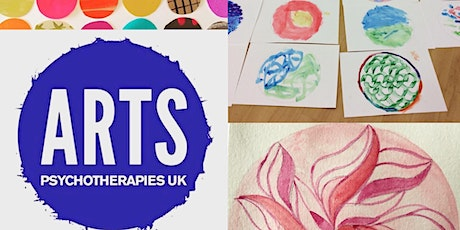 Women's ART THERAPY Workshop: CREATING SPACE  on International Women's Day tickets