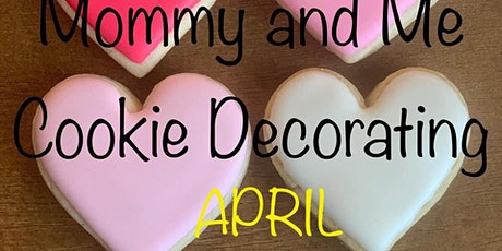 Mommy and Me APRIL CHILD ADD ON tickets