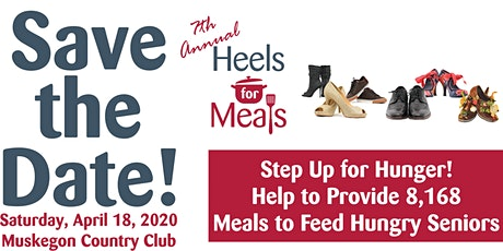 Heels for Meals tickets