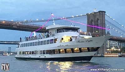 Don't Stop The Music Midnight Yacht Cruise tickets