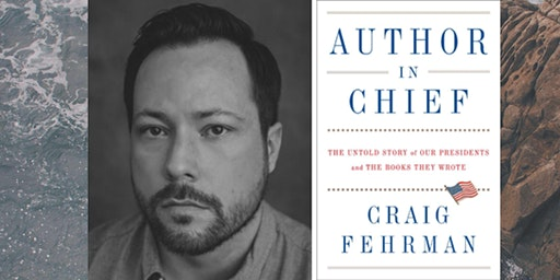 Craig Fehrman - Author in Chief