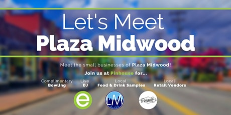 Let's Meet CLT: Plaza Midwood tickets