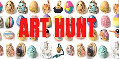 401 Art Hunt tickets