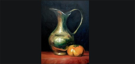 Fundamentals of Oil Painting - Part 2 tickets
