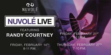 Nuvolé Live featuring Randy Courtney tickets