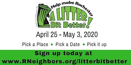 Litter Bit Better 2020 SW tickets