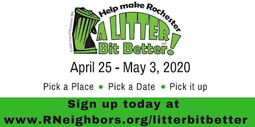 Litter Bit Better 2020 SW