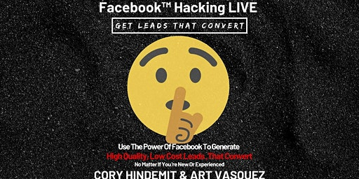 Facebook Hacking Live - Get Real Estate Leads that Convert