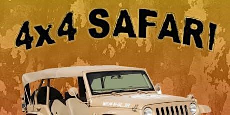 21st Annual Safari
