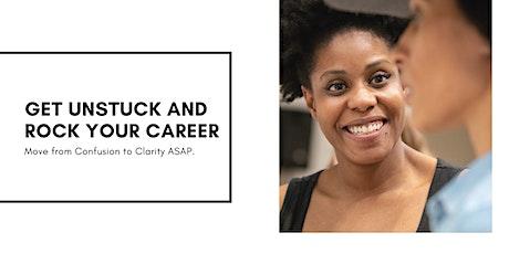 Get Unstuck and Rock Your Career tickets