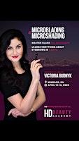 Microblading & Microshading Beginner Training Windsor April 13-16