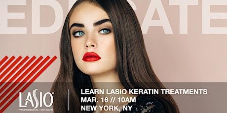 LASIO Education Class - New York City, NY tickets