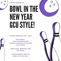 Grand Canyon University: Bowling with Lopes!