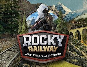 2020 Rocky Railway VBS tickets