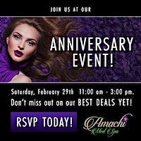 Amachi Medspa's Anniversary Event