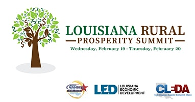 Louisiana Rural Prosperity Summit