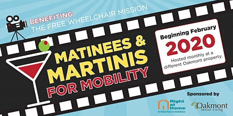 Matinees and Martinis for Mobility - STILL ALICE tickets