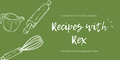 Recipes with Rex