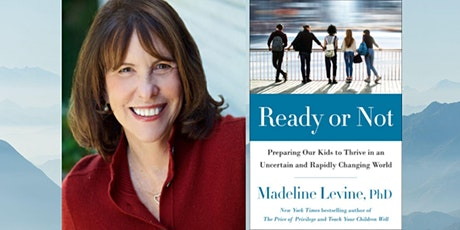 Madeline Levine - Ready or Not tickets