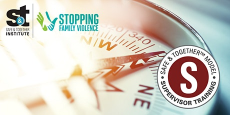 Safe & Together™ Model Supervisor Training by Stopping Family Violence tickets