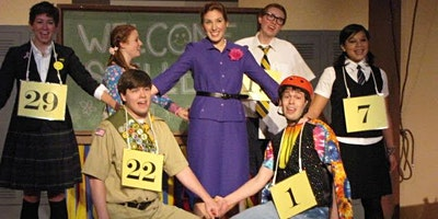 'The 25th Annual Putnam County Spelling Bee'   Department of Music