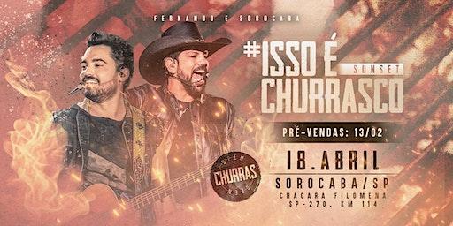 ISSO É CHURRASCO - SUNSET
