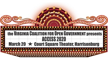 ACCESS 2020: VCOG's Annual Open Government Conference