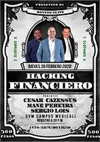 HACKING FINANCIERO