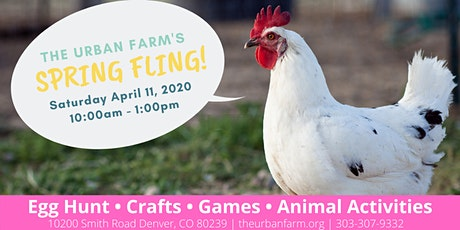Spring Fling & Egg Hunt tickets