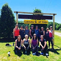 Mimosas & Goat Yoga: May 2nd