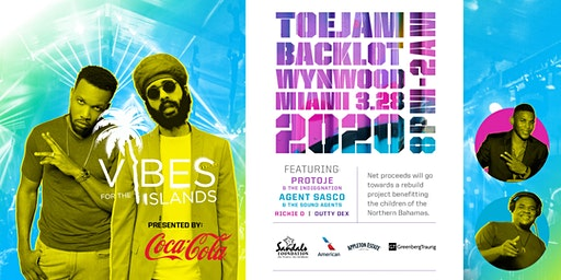 Vibes for the Islands a benefit concert for Northern Bahamas Islands
