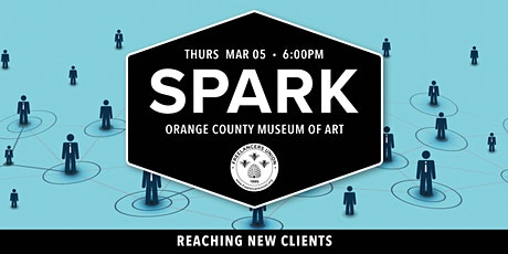 Orange County Freelancers Union SPARK: Reaching New Clients tickets