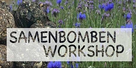 Samenbomben Workshop Tickets