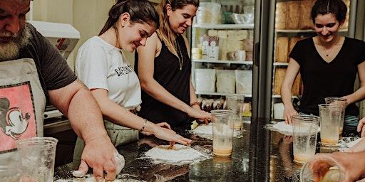 """Meet & bake. """"La guía humana del panadero"""" 18  de marzo"""