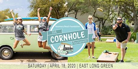 6th Annual 30A Cornhole Tournament tickets