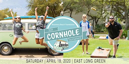 6th Annual 30A Cornhole Tournament