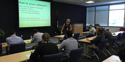 Strategic Networking to build your business