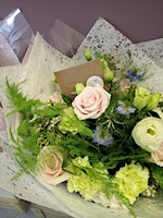 Mothers Day Hand Tied Bouquet Workshop