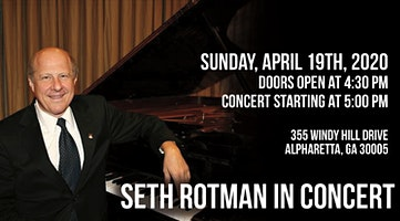 Piano Concert with Seth Rotman