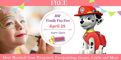 JBF Free Family Fun Fest tickets