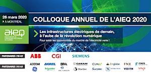 ANNULÉ-AIEQ - Colloque annuel - Les infrastructures...
