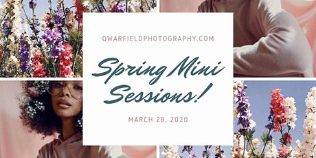 Q. Warfield Photography Presents Spring Photo Sessions tickets