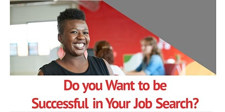 Job Search Tips Workshop tickets
