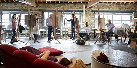 Life Drawing with Arne Roosman tickets