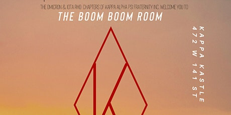 The Boom Boom Room tickets