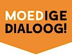 Moedige Dialoog logo